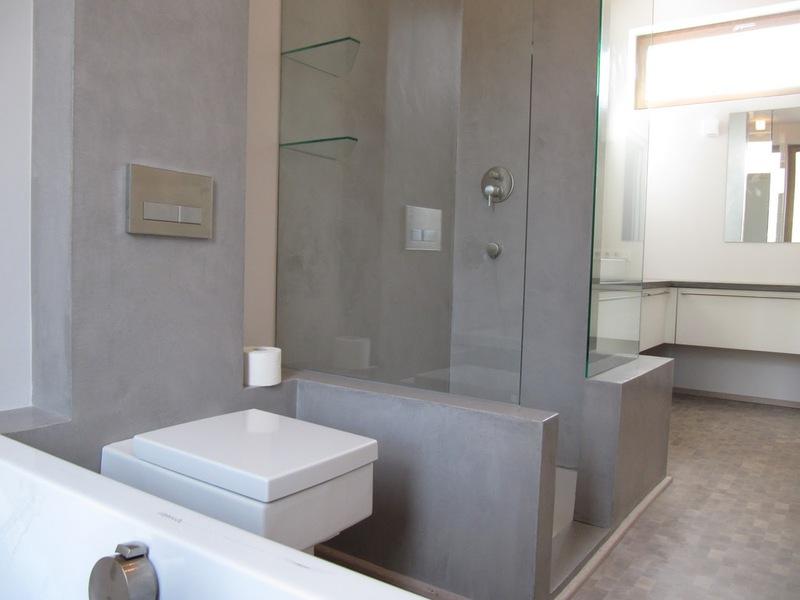 der fliesenmann beton cir. Black Bedroom Furniture Sets. Home Design Ideas